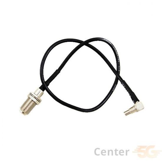 Переходник Адаптер Пигтейл для 3G модема : Novatel U720, EX720, S720, HTC 6600, 6700, ZTE MF622, MF630.