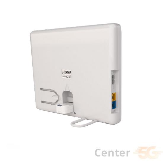 """Усилитель 3G 4G  сигнала для USB-модема РЭМО """"Connect 3.5""""+ роутер Upvel"""