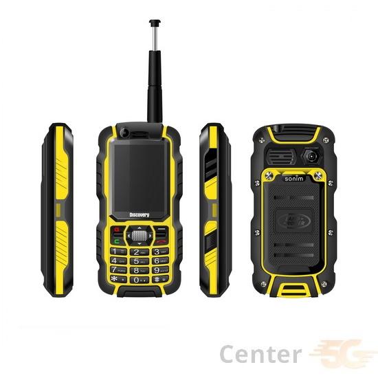 Sonim Discovery A12 CDMA+GSM/GSM+GSM
