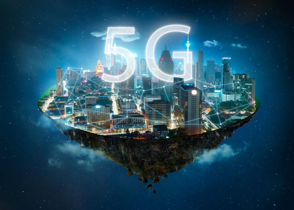 Что известно о передаче данных в сетях 5G