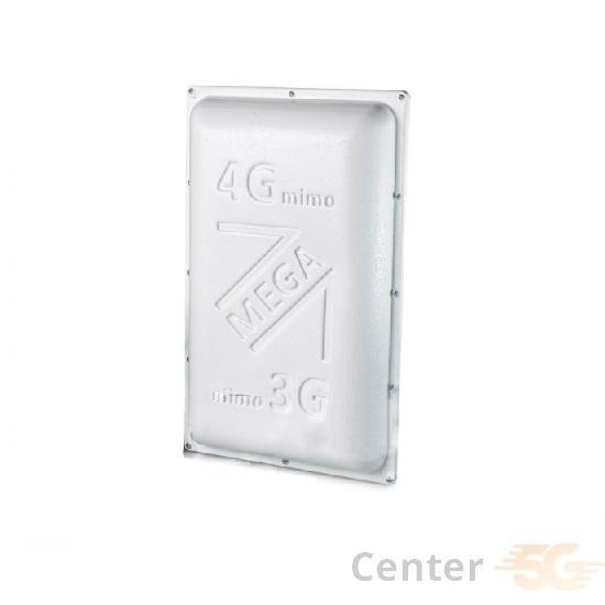 3G 4G Антенна универсальная 4GMega MIMO 2x18db Lifecell Kyivstar Vodafone