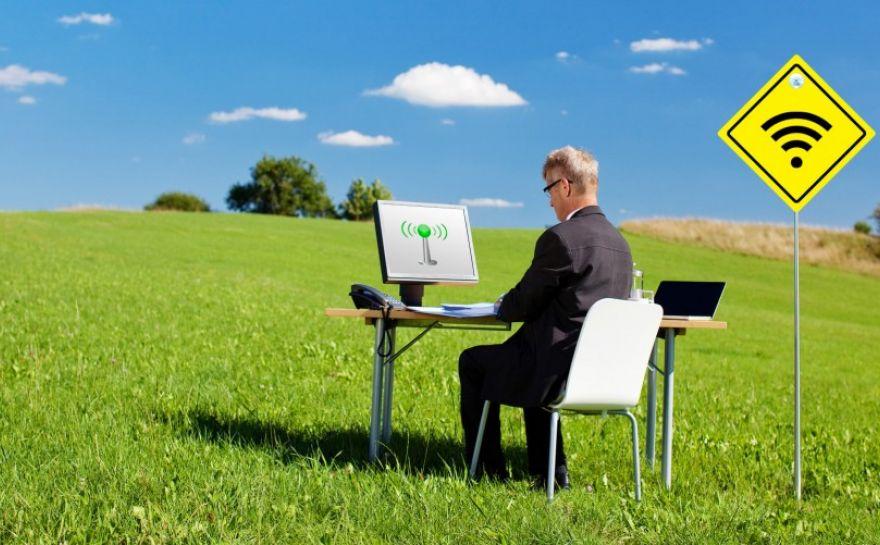 Поради щодо підключення інтернету в селі
