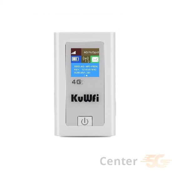 KuWFi MF905-3 3G 4G GSM LTE Wi-Fi Роутер