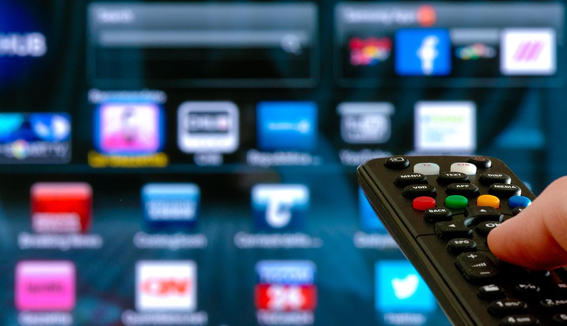 Как освободить память телевизора?