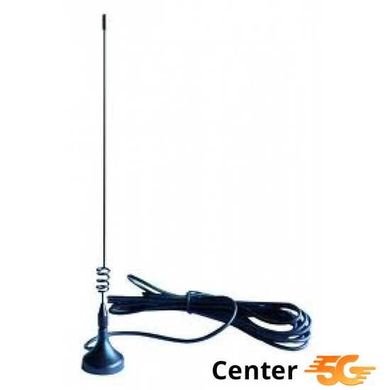 3G Антенна  автомобильная 5db на магните EVDO Rev.A EVDO Rev.B Интертелеком