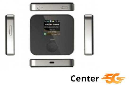 ZTE MF97S 3G GSM LTE Wi-Fi Роутер